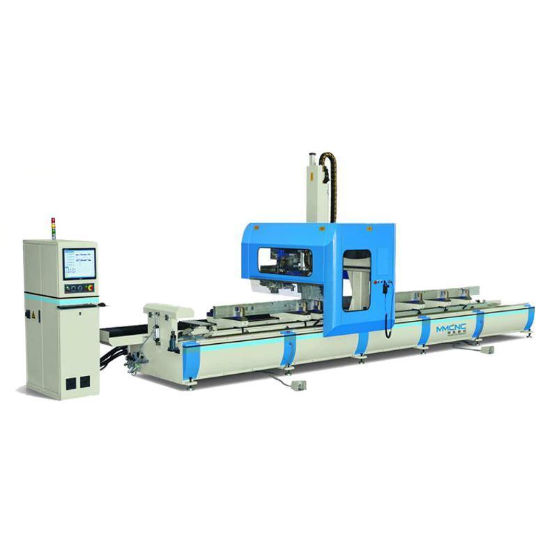 青島 廠家直銷 鋁型材數控加工中心 龍門四軸加工中心
