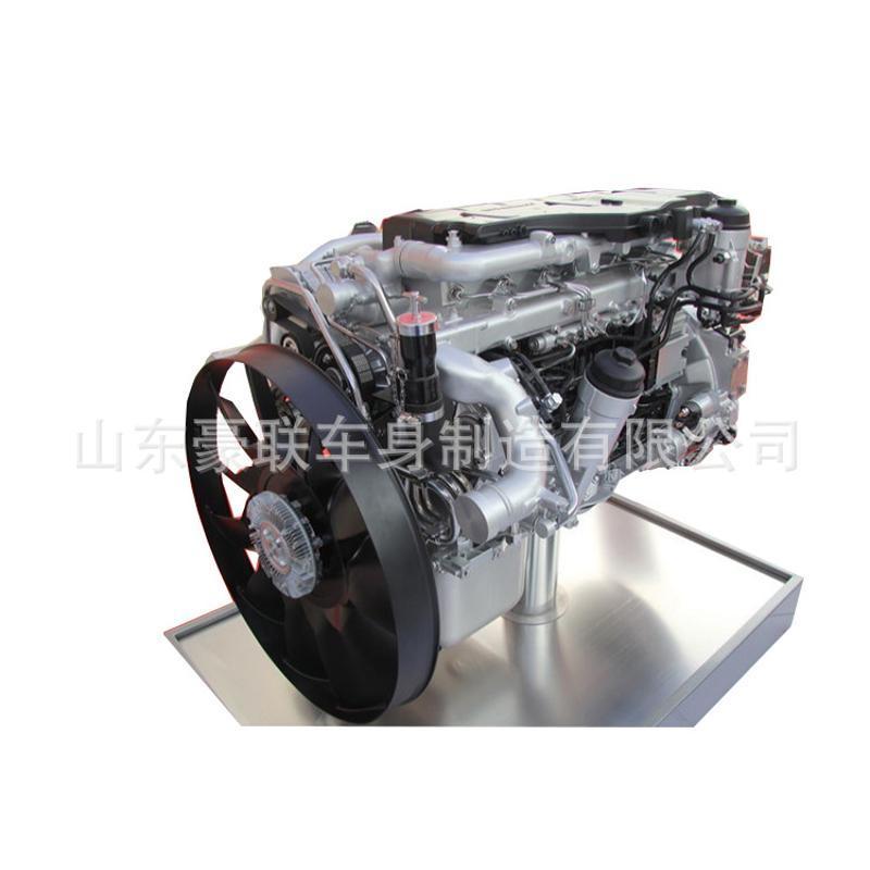中国重汽发动机 HOWO A7  重汽MC07.33-40 国四 发动机 图片