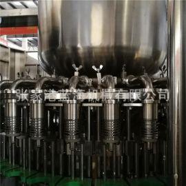 全自动鲜榨果汁饮料灌装生产线 茶饮料机械设备