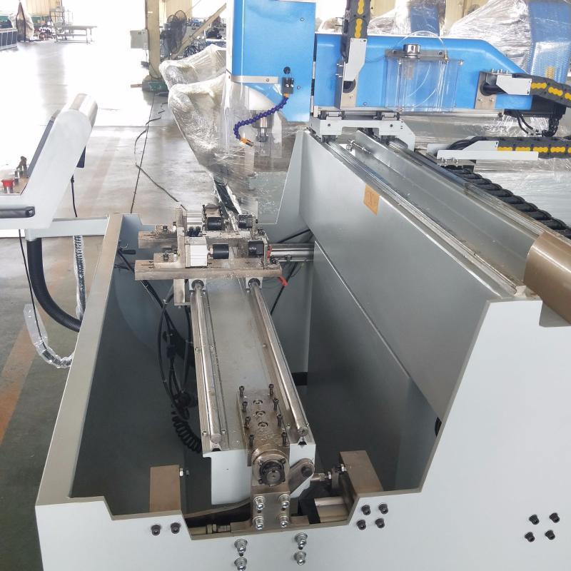 铝型材数控钻铣床数控铣床钻铣床铝门窗加工设备