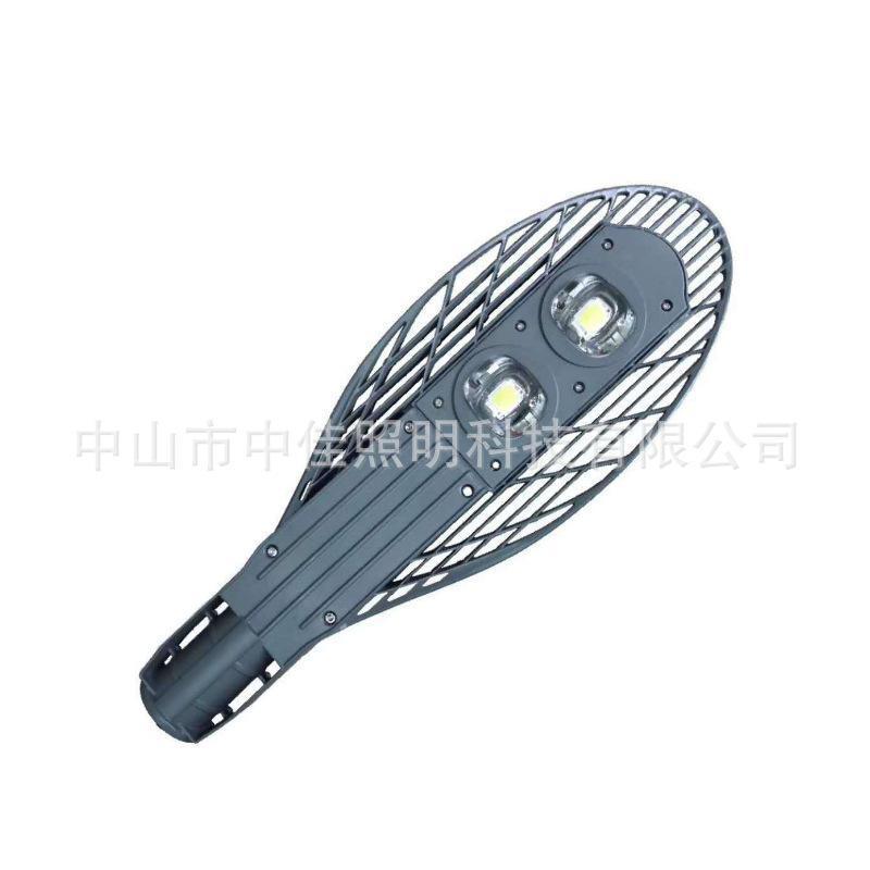 供应led路灯头 150W集成三眼网拍路灯高亮路灯头成品