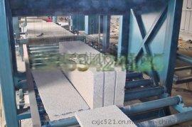 硅酸盐水泥发泡外墙保温板设备/宁津鑫达成功制作