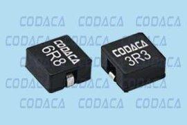 12*12*6 扁平线电感 CSB1260 6.8uh 8.5a