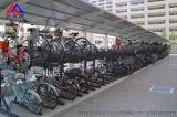 雙層自行車停車架 株洲防生鏽自行車停車架