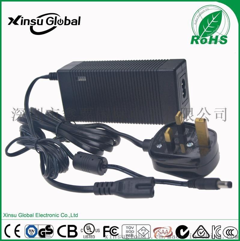 48W开关电源 六级能效 澳规SAA RCM认证 12V4A电源适配器
