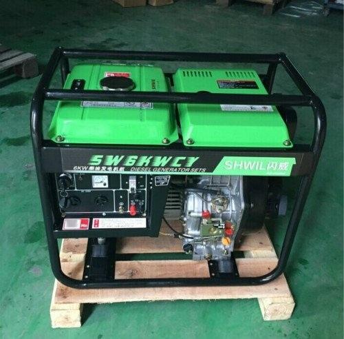 6KW柴油发电机价格_6KW柴油发电机批发