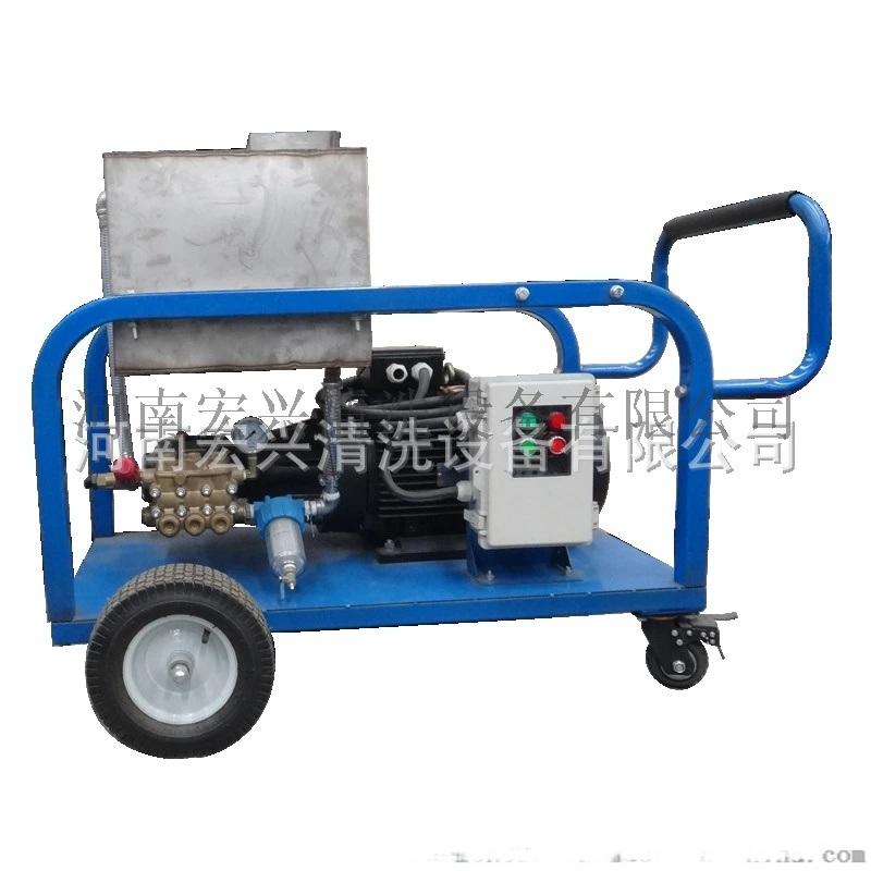 根雕剝樹皮 船用除鏽 進口高壓清洗機 本田汽油驅動小廣告清洗機