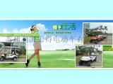 厂家直供电动高尔夫球车 看房车 巡逻车——尊贵相伴