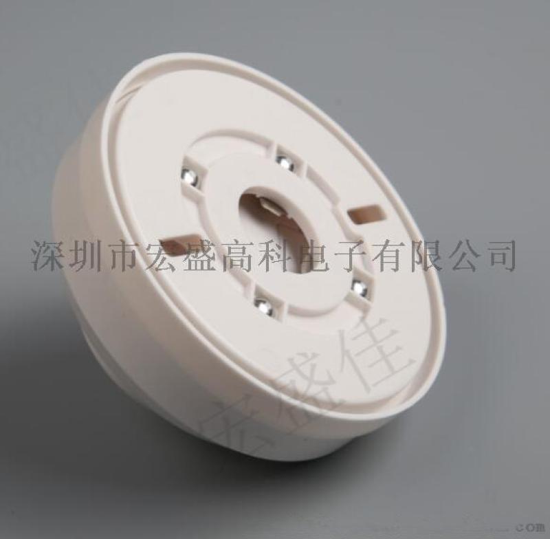 工程专用DC12V家用燃气报警器连接可视对讲