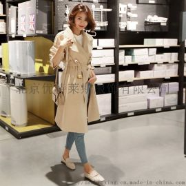 玛丝菲尔广东品牌折扣时尚女装批发折扣女装 杭州尾货库存批发在哪