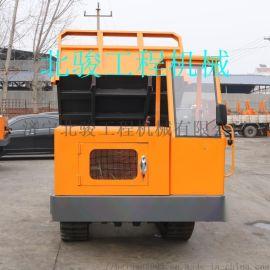 厂家出售大棚运输车 农用橡胶履带车
