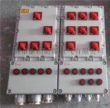 防爆配電箱兩組交流帶漏電多少錢