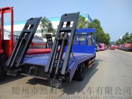 防城港平板车拖挖机5吨8吨10吨耐用车辆
