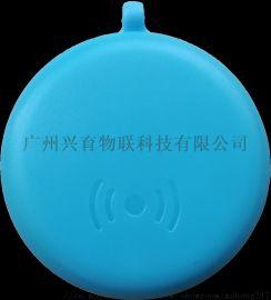 2.4G有源RFID遠距離圓形標籤,半有源標籤