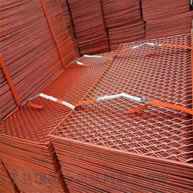 重型钢板网 脚踏钢笆片