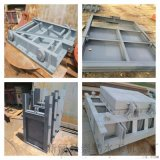 双向止水钢制闸门,明杆式钢制闸门厂家