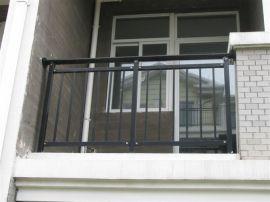广东锌钢阳台护栏室外安装生产厂家 锌钢阳台护栏