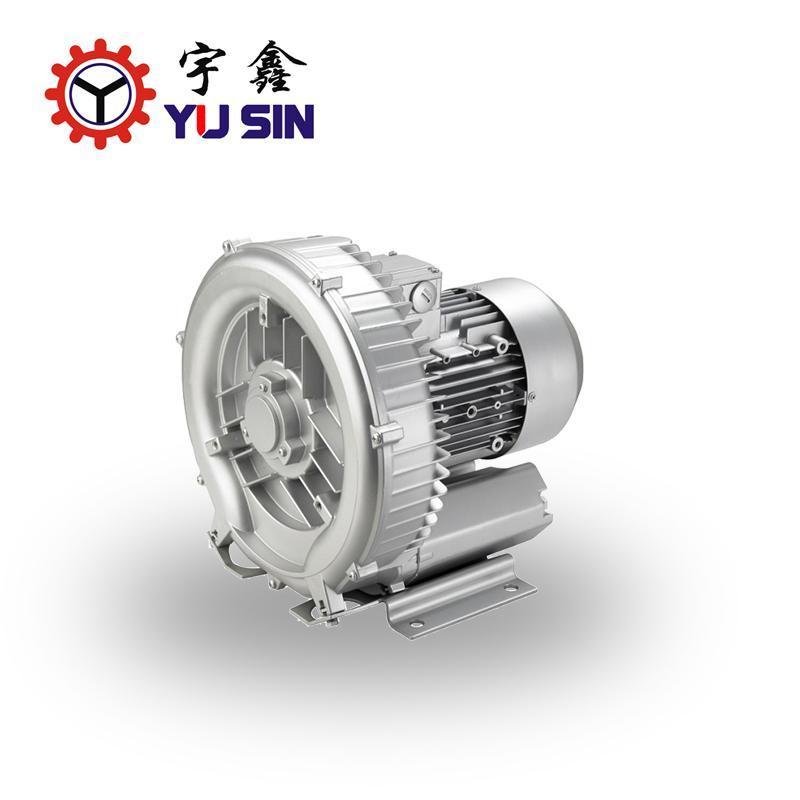 东莞环形高压鼓风机2RB-022H62裱纸机旋涡泵