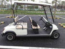 江西幸福绿通电动车 绿通LVTONG 绿通观光车LT-A4 四座 高尔夫球车