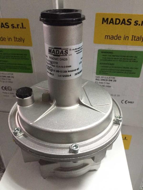 義大利MADAS穩壓閥RG/2MCS-RG/2MB減壓閥