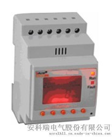 安科瑞直銷 ASJ10-F 欠頻率 過頻率 頻率繼電器 選配RS485通訊