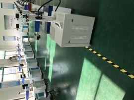 扬州亚辉激光YHF-20/10W/20W/30W光纤激光打标机/泰州气动打标机/气动刻字机/泰州气动法兰机/气动打标机维修厂家