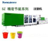 塑料水桶生产设备,注塑机厂家供应