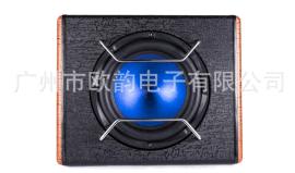 汽车音响用品 10寸车载大功率低音炮 凯跃KY-1002车载音响改装大功率什么牌子好