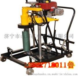 钢筋混凝土钻孔取芯机 300mm路面钻孔机