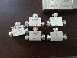 高压不锈钢三通 高压连接件 高压分配器