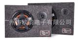 汽车音响凯跃   KY-82F 8寸  方形绒布箱带高音 车载低音炮   中