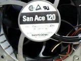 三洋/SANYO 9SG1212P1G06散热风扇