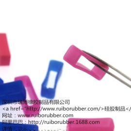 深圳硅胶表带定制 瑞博硅胶表带扣