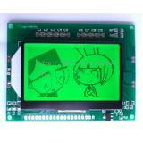 考勤机专用单色LCD液晶显示模组12864图形点阵