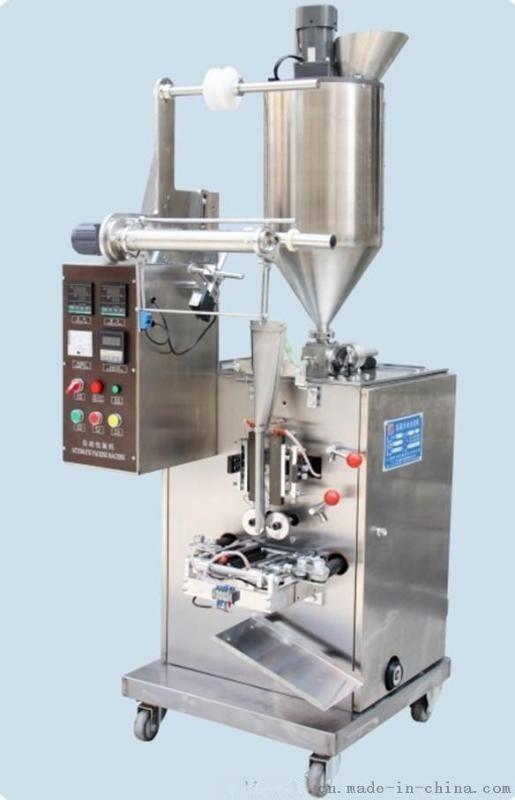 厂价直销:抑菌洗衣液软袋包装机/冷洗剂软袋装液体中的包装机
