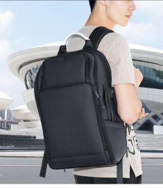 工厂定制商务双肩背包 男款包 箱包礼品定制 来图打样