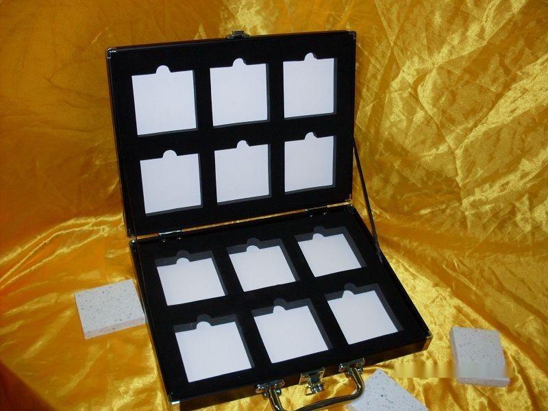 人造石樣品盒/石英石樣板盒