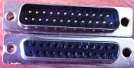 滤波连接器 DB25