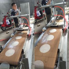 卷饼皮生产机 自动制饼机 全自动面饼机