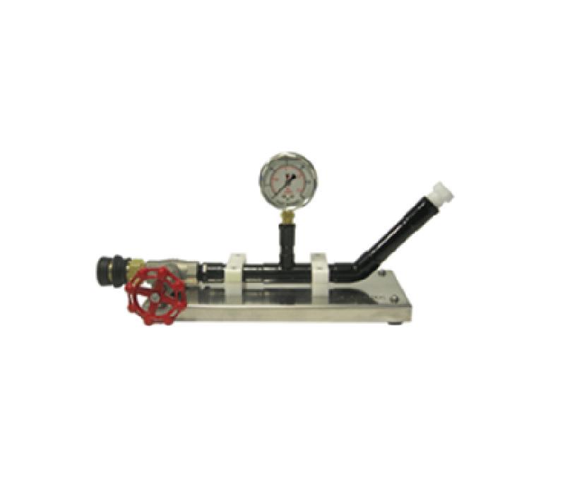 UL45°噴水試驗裝置