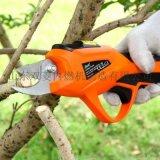 电动修枝剪 高空树枝剪 省力园林工具