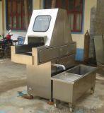 强大独立弹簧设计盐水注射机 针头自动反弹盐水注射机