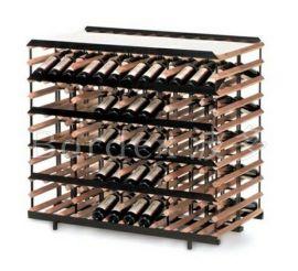 1.2米120瓶红酒架