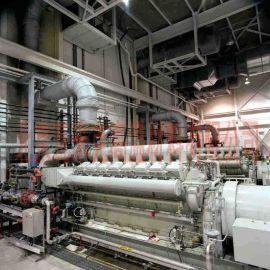 柴油机组排气管隔热套