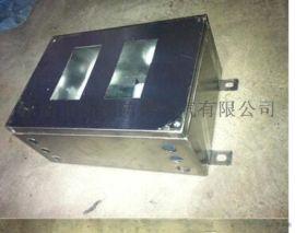 BYB不锈钢防爆仪表箱(温控表/电流表/电压表)