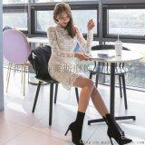 艾安琪杭州品牌女尾貨批發 北京哪余有尾貨服裝批發市場價格折扣女裝