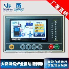 生物质锅炉控制器 生物质蒸汽发生器控制器厂家直销