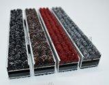 变形缝厂家制作铝合金防尘地毯的样式