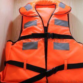 救生衣、马甲式救生衣 船用工作救生衣