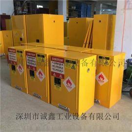 深圳诚鑫防爆柜12加仑消防安检通过产品